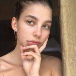 Camila Morrone nose job lips botox