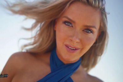 Camille Kostek boob job body measurements nose job