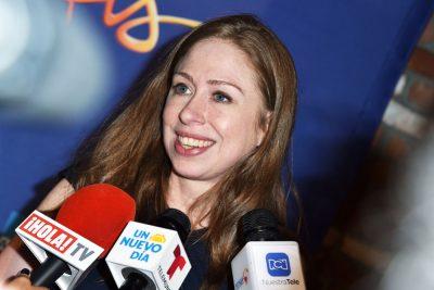 Chelsea Clinton body measurements botox nose job