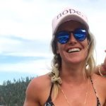 Jamie Anderson body measurements lips boob job