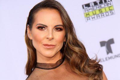 Kate Del Castillo nose job boob job body measurements