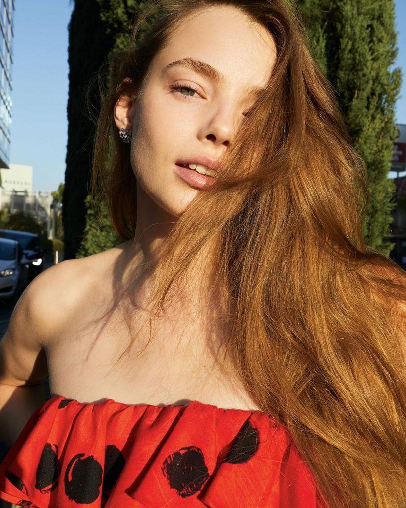Kristine Froseth facelift