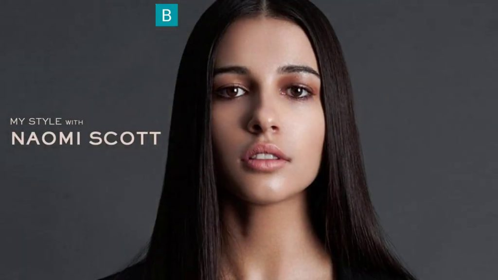 Naomi Scott nose job botox lips
