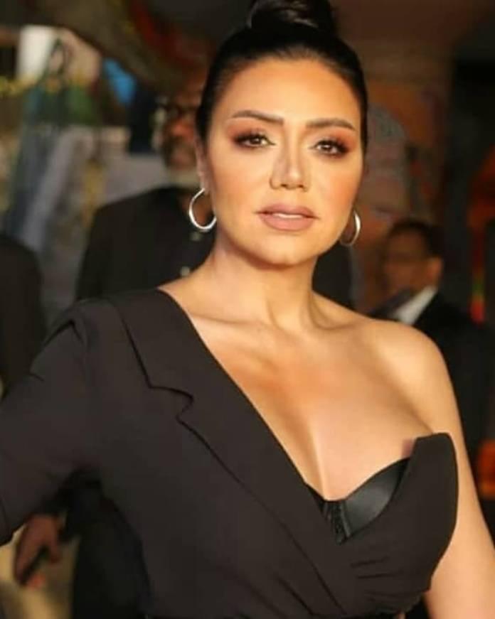 Rania Youssef botox