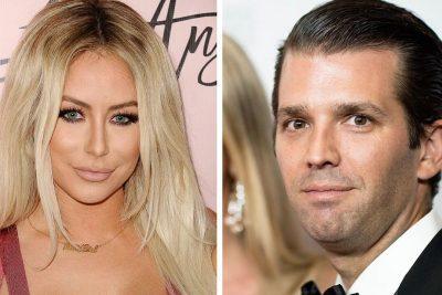 Vanessa Trump lips botox nose job